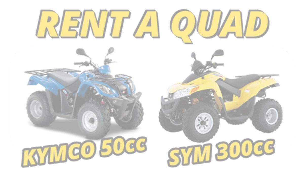 Rent a Quad